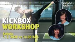 Kickbox workshop